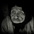 Old Woman Of Ha Long Bay by Randy Cummings