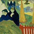 Old Women Of Arles by Paul Gauguin