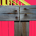 Old Wood Pinked Out by George D Gordon III