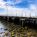 Old Wooden Pier by Jorgo Photography - Wall Art Gallery