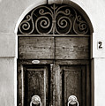 Old World Door by Marilyn Hunt