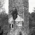 Oldcourt Castle, Bray by Val Byrne
