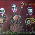 Olde Town Swing Band by Laurie Maves ART