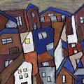 Olde Towne by Wayne Potrafka