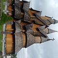 Oldest Church In Norway by Alexis Ketner
