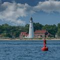 Oldest Lighthouse In Michigan by Scott Bert