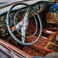Olds Interior by Michael Thomas