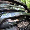 Oldsmobile Bumper Detail by Matthew Mezo
