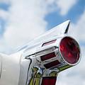 Oldsmobile Tail Light by Helen Northcott