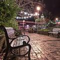 Oldtown Auburn Park  by Mark Chandler