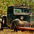 Ole Dodge And Apples by Frank Garciarubio