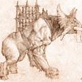 Oliphaunt by Curtiss Shaffer