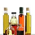 Olive Oil,salad Dressing And Vinegar by Svetlana Foote