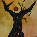 Olive Tree Woman by Pat Purdy