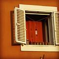 Olive Window by John Kera