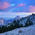 Olmsted Point Yosemite Sunset by Kyle Hanson