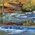 Olmsted Waterfalls by Marcia Colelli