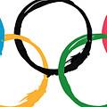 Olympic Ensos by Julie Niemela