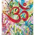 Om In Nature by Sanya Shankar