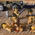 Omaha Beach June 6 1944 by Josh Bernstein