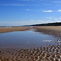Omaha Beach, Normandy, France. by Aidan Moran