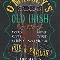 O'malley's Old Irish Pub by Debbie DeWitt