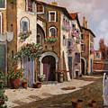 Ombre Per Strada by Guido Borelli
