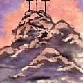 On A Hill Far Away by Robert D McBain