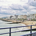 On Brighton's Palace Pier by Connie Handscomb