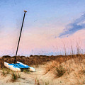 On Caswell Beach by JC Findley