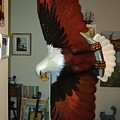 On Eagles Wings by Catherine Robertson