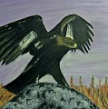 On Eagles Wings by Kathy Ann Wittman