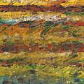 On Stripe For Diana by Wayne Potrafka
