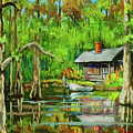 On The Bayou by Dianne Parks