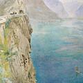 On The Italian Coast by Harry Goodwin
