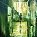 On The Light by Ildiko Csegoldi Decsei