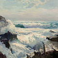 On The Maine Coast by Pg Reproductions