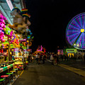 On The Midway by Michele James