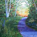 On The Path by Lynn Quinn