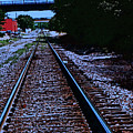 On The Railroad Tracks by Lenore Senior