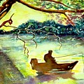 On The River by Norma Boeckler