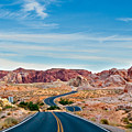 On The Road - Valley Of Fire by Carl Jackson