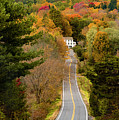 On The Road To New Paltz by Alissa Beth Photography