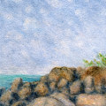 On The Rocks by Kenneth Grzesik