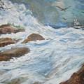 On The Sea by Joseph Sandora Jr