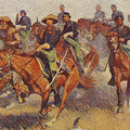 On The Southern Plains In 1860 by Frederic Remington