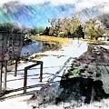 On The Street Where I Live by Lenore Senior