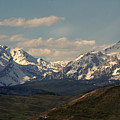 On The Way To Jacksonhole Wy by Susanne Van Hulst