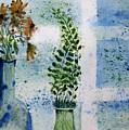On The Windowledge by Audrey Bunchkowski