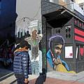 On U Street by Cora Wandel